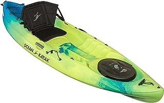 Ocean Kayak Caper Angler One-Person Sit-On-Top Fishing Kayak, Ahi, 11 Feet