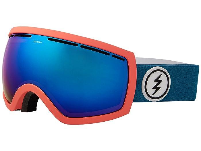 EG2.5  Shoes (Pink Palms/Brose Blue Chrome Lens) Goggles