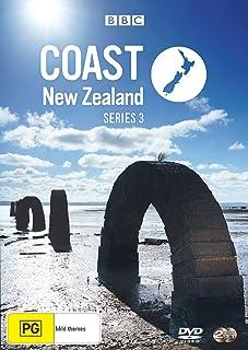 Coast New Zealand: Season 3 [2 Disc] (DVD)