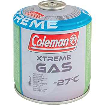 Coleman Extra Value 6 x C500 Gas Cartridge Green Pack of 6