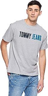 Tommy Jeans Mens DM0DM05550 T-Shirts