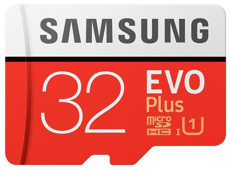 の量おんどり首謀者Samsung microSDHCカード 32GB EVO Plus Class10 UHS-I対応 最大読出速度95MB/s 【3年保証】 [並行輸入品]