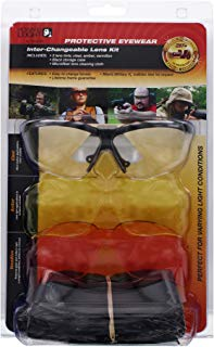 Howard Leight by Honeywell Genesis Sharp-Shooter Safety Eyewear Combo Kit (R-01637)