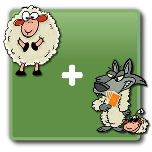 Schafe zählen für Kinder