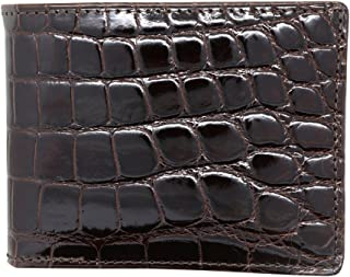 Best real alligator skin wallet Reviews