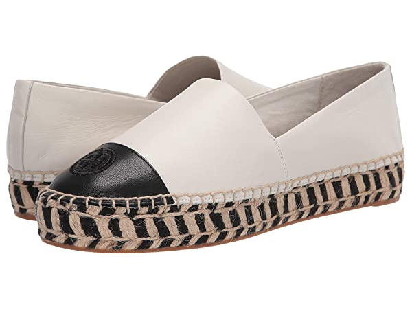 Tory Burch Color Block Platform Espadrille