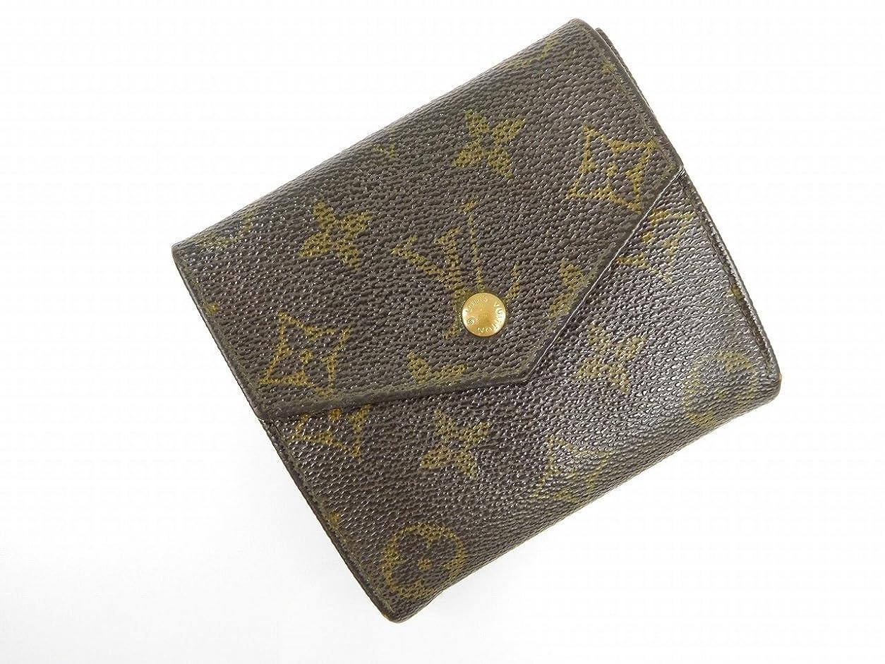 説明打ち上げるクラッシュ[ルイヴィトン] LOUIS VUITTON 二つ折り財布 モノグラム PVC×レザー X11686 中古