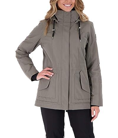 Obermeyer Liberta Jacket (Suitable Grey) Women