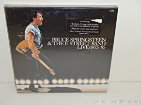 BRUCE SPRINGSTEEN & THE E STREET BAND Live 1975-1985 5-LP BOX SET Columbia VG+