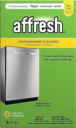 Affresh W10549851 Dishwasher Cleaner 6 Tablets in Carton...