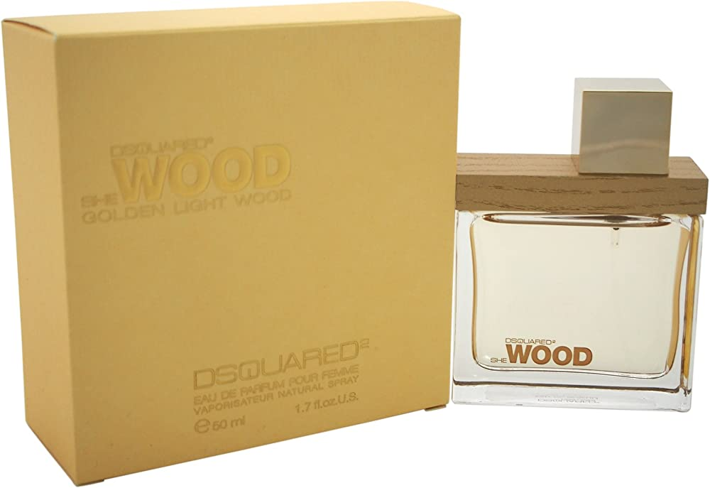 Dsquared HE WOOD,   eau de parfum da donna spray 8011530908102