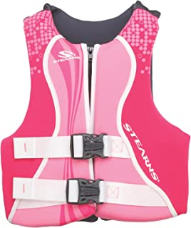 Stearns Kids Life Vest | Youth Hydroprene Life Jacket | 50 to 90 Pounds