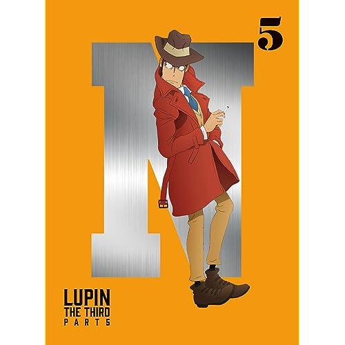 ルパン三世 PART5 Vol.5 [Blu-ray]