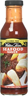 Walden Farms Sauce Calorie Free Seafood, 12 oz