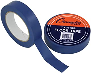 Champion Sports Floor 6 Rolls Marking Tape, 1