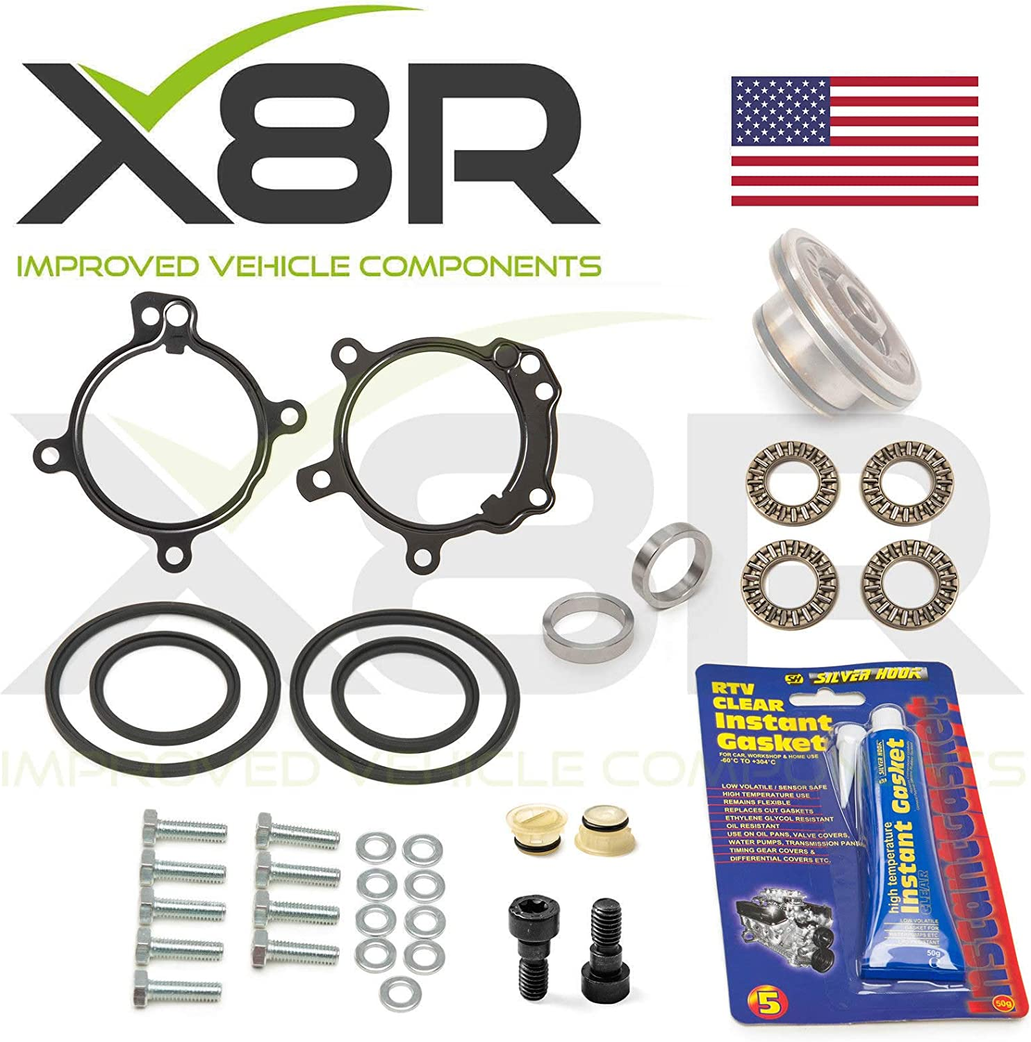 X8R M52TU M54 Selling rankings M56 6-CYLINDER ENGINE Year-end gift RATTL AND PISTON SEALS VANOS
