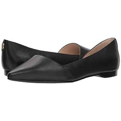 Cole Haan Bambra Skimmer II (Black Leather) Women