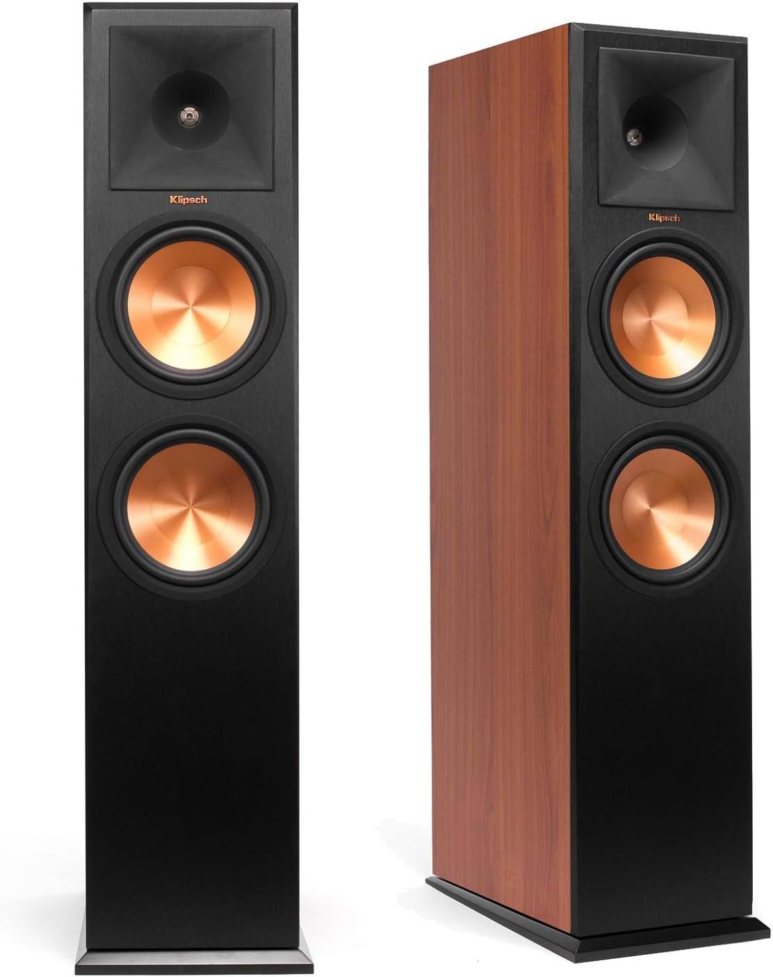 Klipsch RP280F Tower Speakers (Pair, Cherry)
