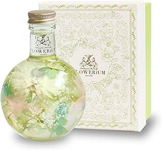 [フラワリウム] 贈り物 誕生日プレゼント 女性 母の日 ギフト ハーバリウム 花 (グリーン)