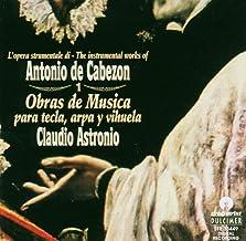 Antonio De Cabezon Vol.1