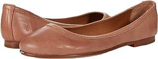 حذاء باليه مسطح Carson للنساء، وردي فاتح، 8