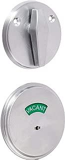 Schlage Lock Company B571626 Occupied Indicator Deadbolt, Satin Nickel