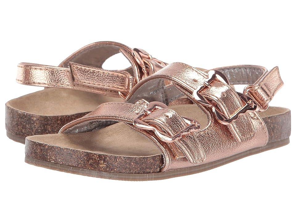 MICHAEL Michael Kors Kids Ethel Chrysalis (Toddler) (Rose Gold) Girls Shoes