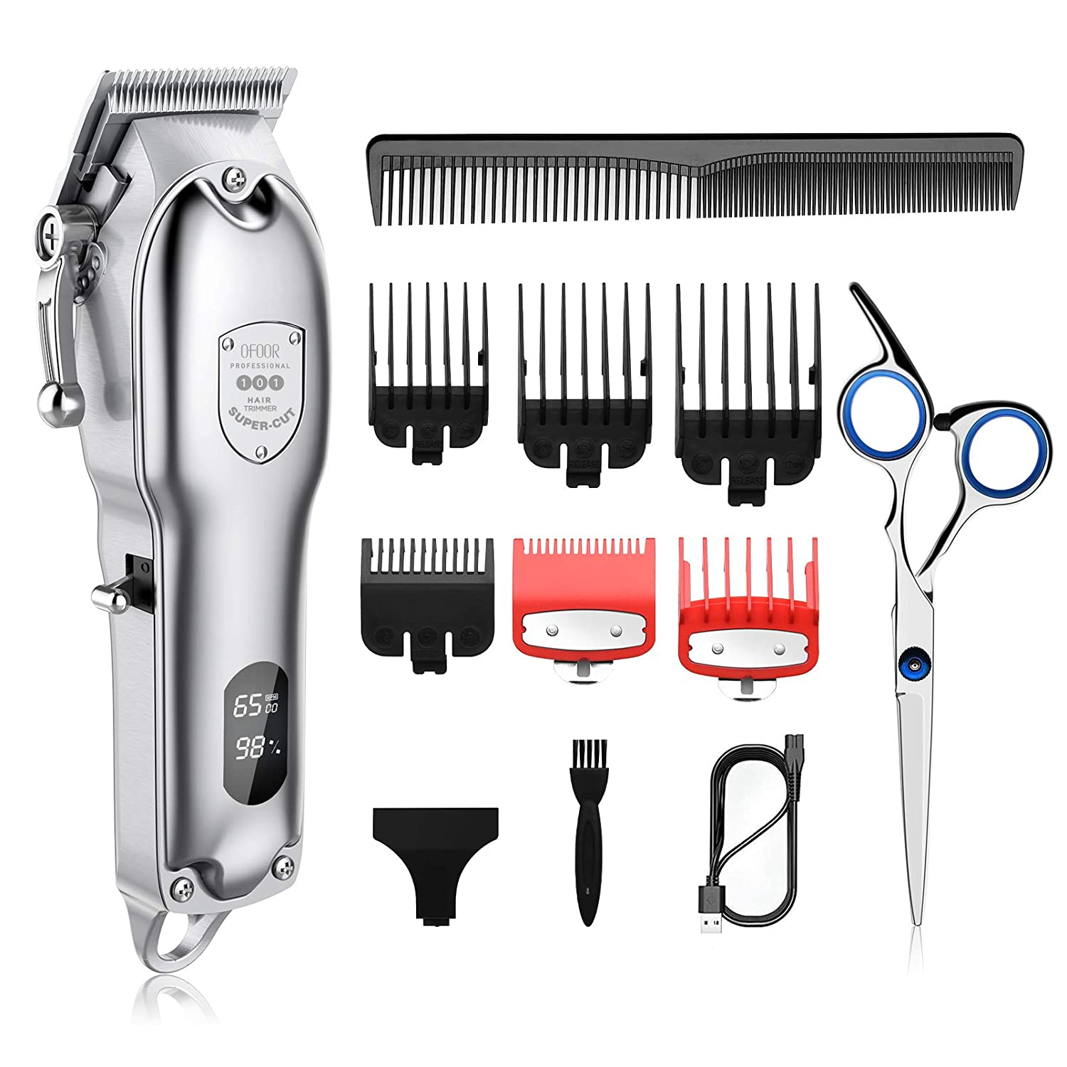 OFOOR Hair Clippers for Men Cutting - Ranking TOP1 Professional Kit Popular products with