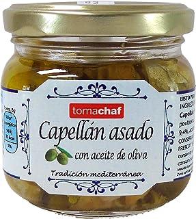 CAPELLÁN ASADO CON ACEITE DE OLIVA TOMACHAF 190g