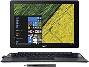Acer 12in Notebook Intel i5-7200U 2.5 GHz 8GB Ram 256 SSD Windows 10 Home (Renewed)