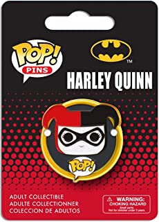 Funko Pop Pins: DC Universe Harley Quinn Action Figure