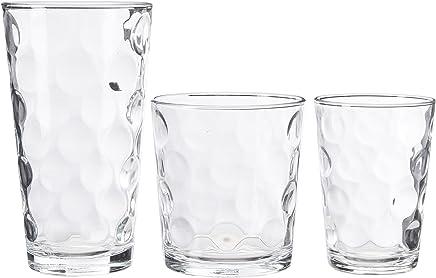 Galaxy Glassware 12-pc. Set