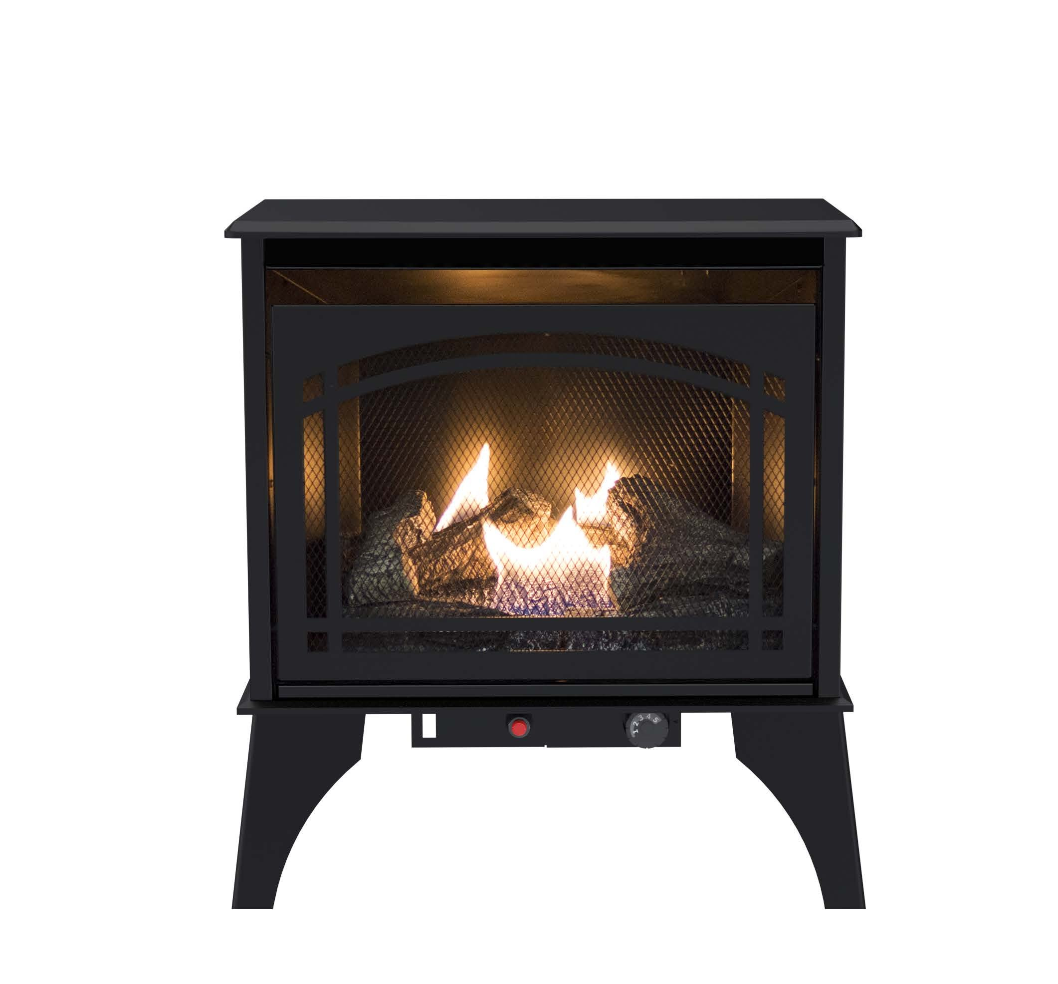 Pleasant Hearth VFS2 PH20DT Compact Vent Free