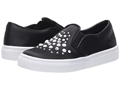 Kid Express Nayara (Toddler/Little Kid/Big Kid) (Black Combo) Girls Shoes
