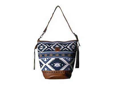 STS Ranchwear Durango Serape Shopper Bag (Durango Serape) Handbags