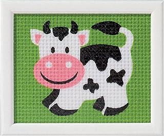 Vervaco Kit tapisserie Une vache