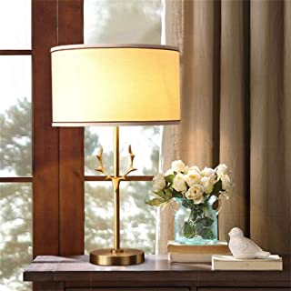 Lampes de Bureau Lampe de Table décorative américaine Salon Moderne Chambre Minimaliste Lampe de Chevet Lampe de Bois de c...