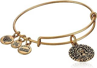 Alex and ANI Mary Magdalena Bangle Bracelet, Expandable