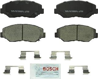 Bosch BC914 QuietCast Premium Ceramic Disc Brake Pad Set For: Acura ILX; Honda Accord, Civic, CR-V, Element, Fit, Front