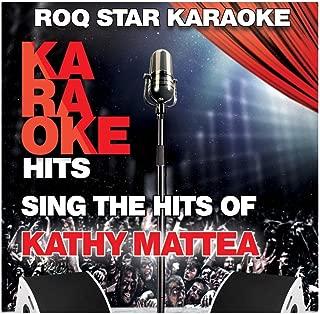 Karaoke - Kathy Mattea