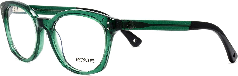Eyeglasses Moncler MC024 V03 Green frames Size 5218140