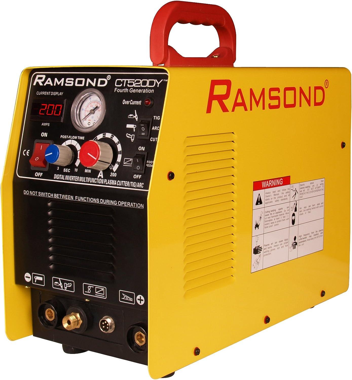 Ramsond CT Max 46% OFF Super special price 520DY 3-in-1 Multifunction Cu Plasma Digital Inverter