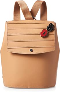 Mint & Berry Fashion Backpack for Women - Beige