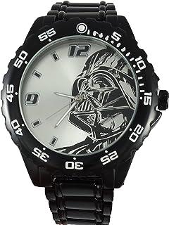 Star Wars Darth Vader Men's Black Metal Watch (DAR2001)