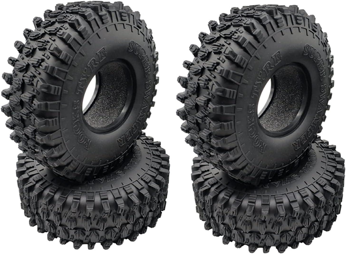 UJETML H Slash Manufacturer direct delivery Tires 4PCS 120MM 1.9 fo Rocks Wheel Tyres Brand new