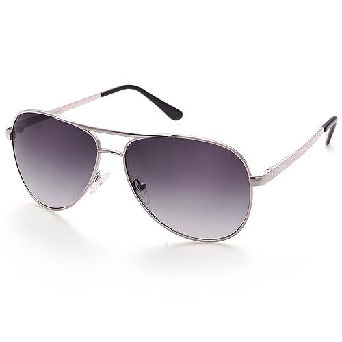 5de1b4191c74 Aviator Sunglasses for Men with Sun Glasses Case