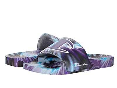 Champion Ipo Tie-Dye (Black/Purple/Teal) Women