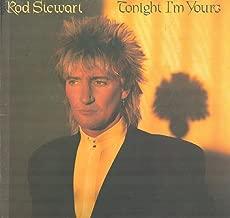 Rod Stewart: Tonight I'm Yours LP VG+/NM Canada Warner Bros. Records XBS 3602