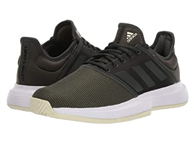 adidas GameCourt (Legend Earth/Legend Earth/Linen) Women