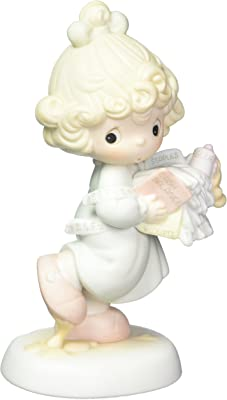 Precious Moments, Lord Help Me Stick to My Job-Collectible Figurine